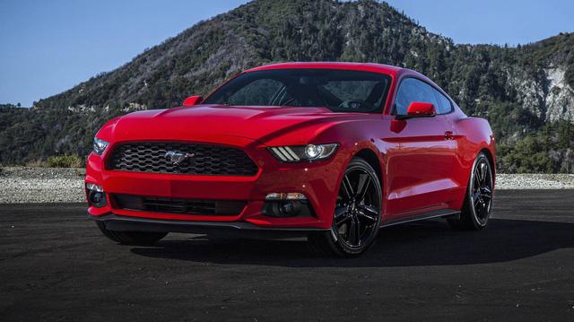 Ford sắp trình làng Mustang mới, để ngỏ bản giá rẻ cho người dùng phổ thông