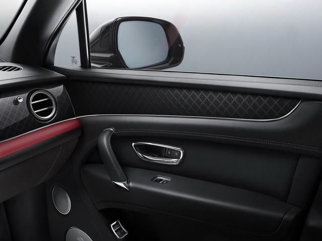 Bentley Bentayga V8 'Design Series' - Đỉnh cao thiết kế SUV siêu sang, có cả đồng hồ nạm kim cương - Ảnh 5.