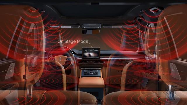 Trải nghiệm rạp hát di động, âm thanh 360 độ không tì vết trên Lincoln Aviator - SUV chung gầm với Ford Explorer - Ảnh 4.