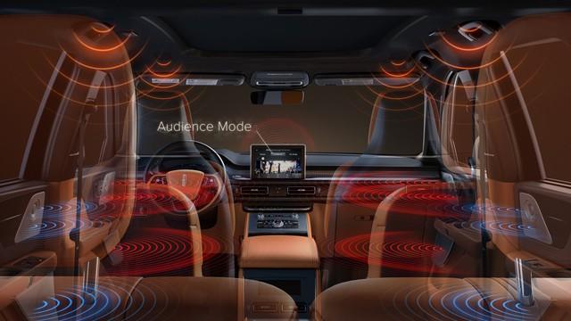 Trải nghiệm rạp hát di động, âm thanh 360 độ không tì vết trên Lincoln Aviator - SUV chung gầm với Ford Explorer - Ảnh 3.