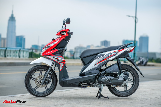 Chi tiết Honda BeAT 110 - kiểu dáng nam tính, nhập khẩu Indonesia, giá khoảng 35 triệu đồng - Ảnh 5.