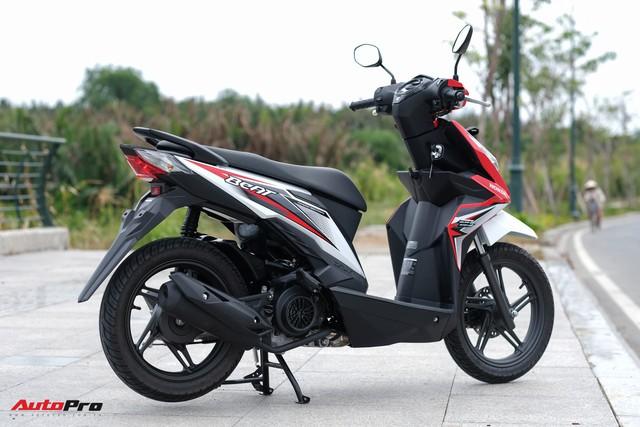 Chi tiết Honda BeAT 110 - kiểu dáng nam tính, nhập khẩu Indonesia, giá khoảng 35 triệu đồng - Ảnh 6.