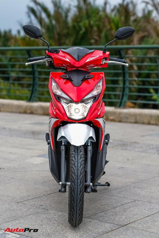 Chi tiết Honda BeAT 110 - kiểu dáng nam tính, nhập khẩu Indonesia, giá khoảng 35 triệu đồng - Ảnh 2.
