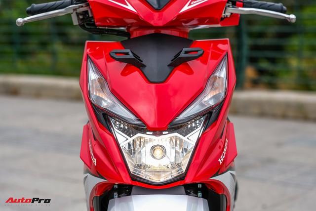 Chi tiết Honda BeAT 110 - kiểu dáng nam tính, nhập khẩu Indonesia, giá khoảng 35 triệu đồng - Ảnh 3.