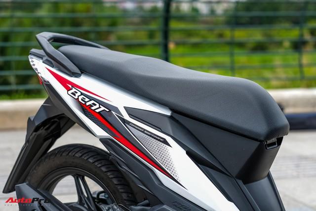 Chi tiết Honda BeAT 110 - kiểu dáng nam tính, nhập khẩu Indonesia, giá khoảng 35 triệu đồng - Ảnh 12.