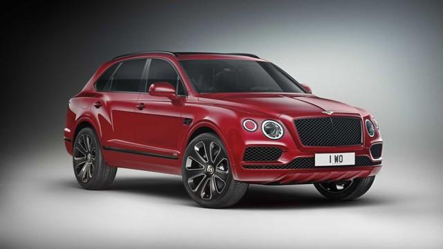 Bentley Bentayga V8 'Design Series' - Đỉnh cao thiết kế SUV siêu sang, có cả đồng hồ nạm kim cương - Ảnh 6.
