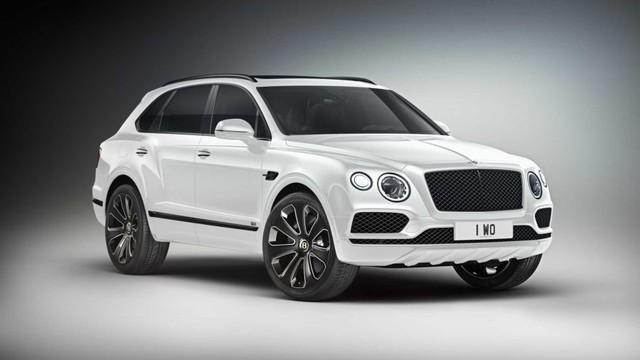Bentley Bentayga V8 'Design Series' - Đỉnh cao thiết kế SUV siêu sang, có cả đồng hồ nạm kim cương - Ảnh 7.