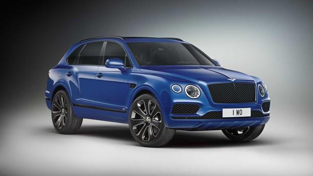 Bentley Bentayga V8 'Design Series' - Đỉnh cao thiết kế SUV siêu sang, có cả đồng hồ nạm kim cương - Ảnh 8.