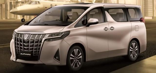 MPV Lexus dựa trên Toyota Alphard là như thế này đây - Ảnh 1.