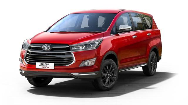 Toyota Innova và Fortuner bổ sung thêm tính năng và trang bị trong tháng 4 - Ảnh 1.