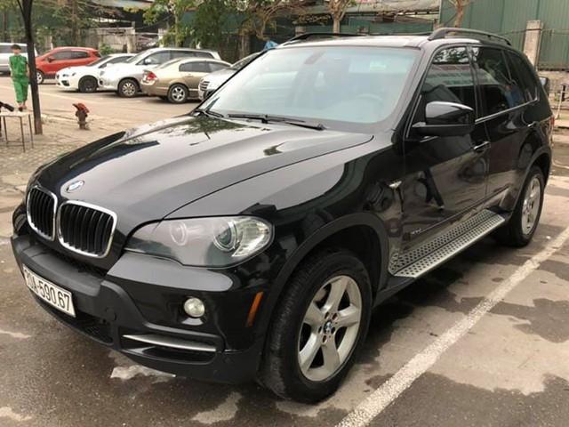 Qua thời đỉnh cao, BMW X5 2007 có giá chỉ hơn 500 triệu đồng - Ảnh 1.