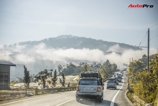 Nhìn lại chặng Tây Nguyên của Hành trình từ trái tim 2019 với không ít thách thức đoàn Range Rover phải đương đầu - Ảnh 8.