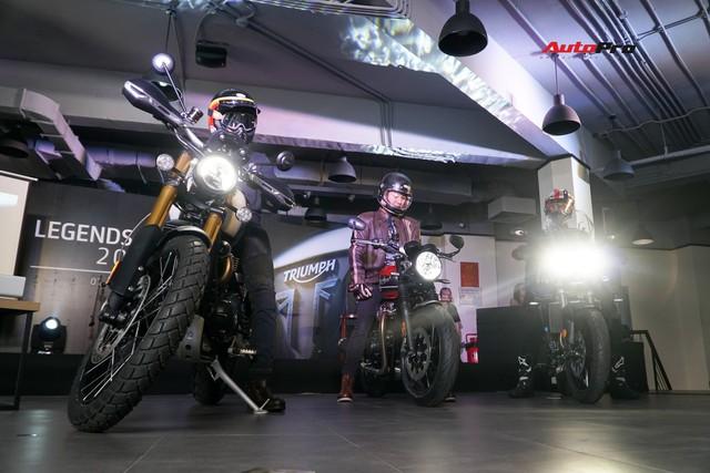Triumph Scrambler ra mắt tại Việt Nam giá từ 599 triệu đồng, đối thủ đáng gờm của Ducati Scrambler 1200 - Ảnh 10.