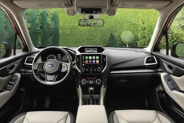 Subaru Forester 2019 sắp giảm giá hàng trăm triệu đồng, tạo thách thức lên Mazda CX-5 và Honda CR-V - Ảnh 2.