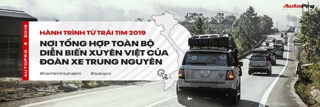 Hành trình lên Sơn La gian nan của đoàn xe Trung Nguyên Legend - Ảnh 8.