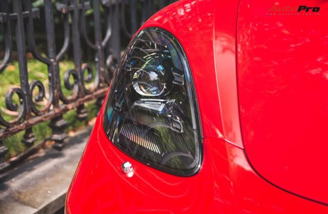 Đại gia Hà Nội chi cả chục triệu đồng chỉ để thay đổi một chi tiết nhỏ trên Porsche 718 Cayman mà ít ai ngờ tới - Ảnh 6.