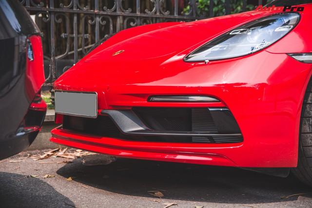 Đại gia Hà Nội chi cả chục triệu đồng chỉ để thay đổi một chi tiết nhỏ trên Porsche 718 Cayman mà ít ai ngờ tới - Ảnh 5.