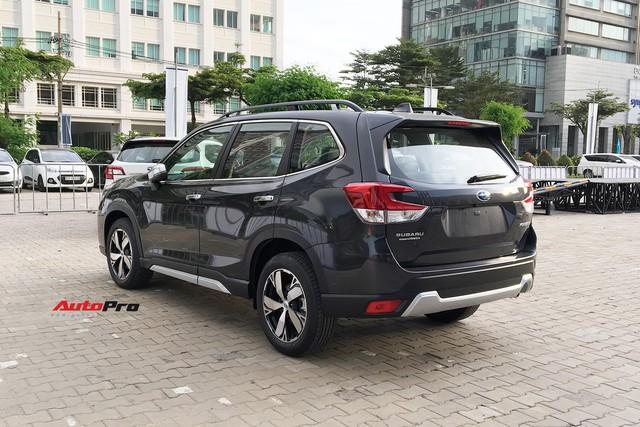 Subaru Forester 2019 nhập khẩu Thái Lan lộ giá bán từ 1,128 tỷ đồng - lời đe dọa tới Honda CR-V và Mazda CX-5 - Ảnh 3.