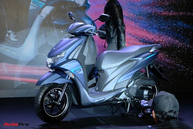 Yamaha FreeGo chính thức ra mắt thị trường Việt: Cạnh tranh Honda Air Blade, bản cao nhất giá khoảng 39 triệu đồng - Ảnh 1.