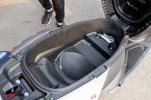 Chi tiết Yamaha FreeGo giá từ 32,9 triệu đồng - Đối thủ mới khiến Honda Air Blade phải dè chừng - Ảnh 9.