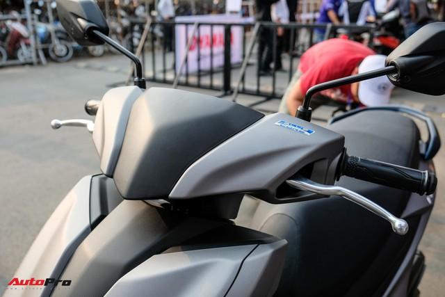 Chi tiết Yamaha FreeGo giá từ 32,9 triệu đồng - Đối thủ mới khiến Honda Air Blade phải dè chừng - Ảnh 4.