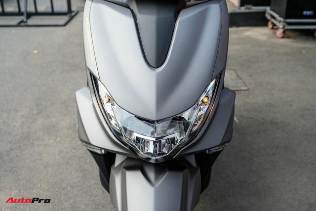 Chi tiết Yamaha FreeGo giá từ 32,9 triệu đồng - Đối thủ mới khiến Honda Air Blade phải dè chừng - Ảnh 2.