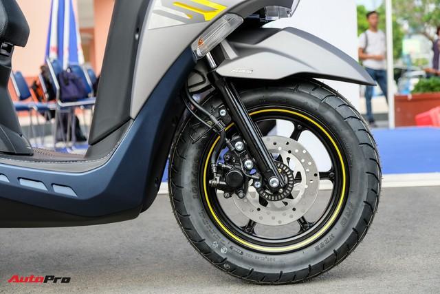 Chi tiết Yamaha FreeGo giá từ 32,9 triệu đồng - Đối thủ mới khiến Honda Air Blade phải dè chừng - Ảnh 7.