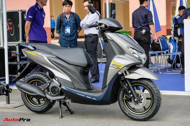 Chi tiết Yamaha FreeGo giá từ 32,9 triệu đồng - Đối thủ mới khiến Honda Air Blade phải dè chừng - Ảnh 1.