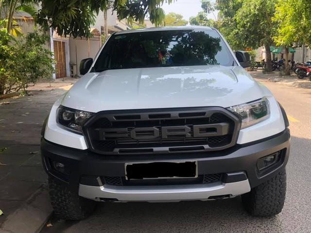 Ford Ranger Raptor đầu tiên lên sàn xe cũ giá hơn 1,1 tỷ, chạy chưa tới 5.000 km - Ảnh 4.