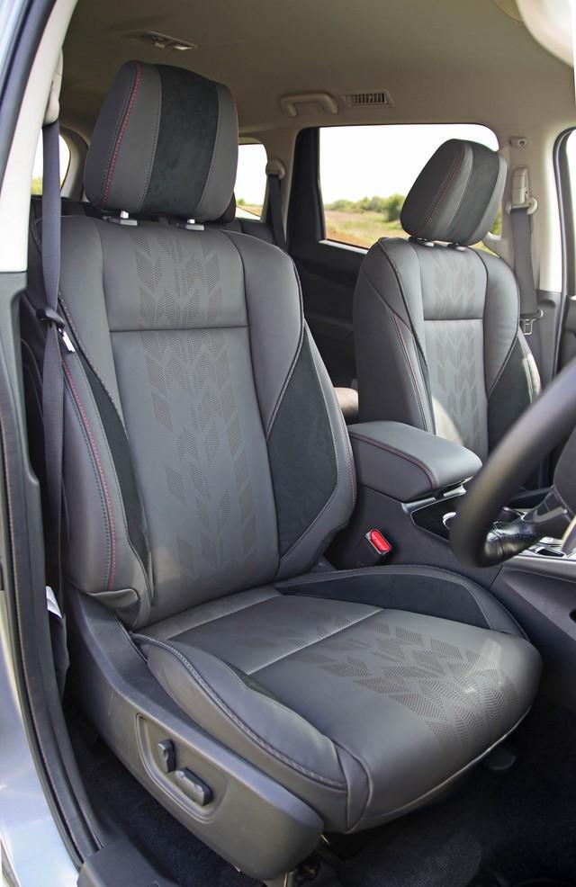 Mitsubishi Pajero Sport SVP - SUV 7 chỗ độ chính hãng cho dân chơi - Ảnh 4.