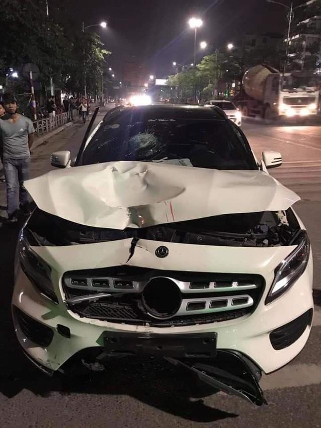 Tài xế Mercedes-Benz tông 2 phụ nữ tử vong rồi bỏ chạy khai có sử dụng rượu bia khi họp lớp, 1 trong 2 nạn nhân là giáo viên - Ảnh 1.