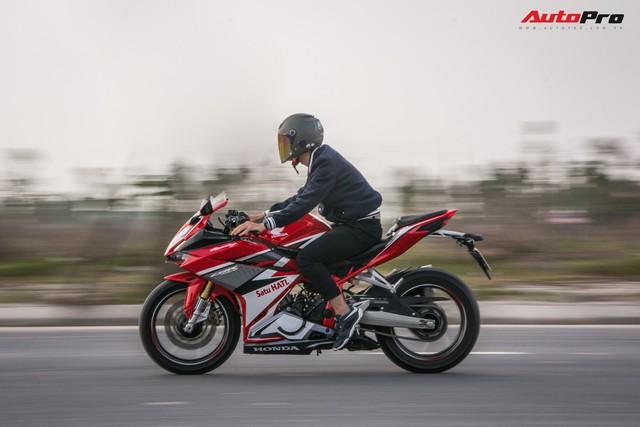 Honda CBR250RR giảm giá hàng chục triệu đồng sau 2 năm về Việt Nam, có lúc chạm đáy 150 triệu đồng - Ảnh 3.