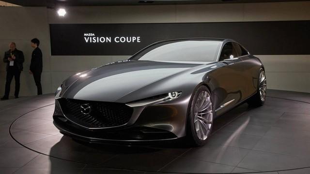 Mazda công bố vũ khí bí mật trong canh bạc xe sang đấu Mercedes-Benz, Audi - Ảnh 2.