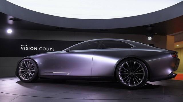Mazda công bố vũ khí bí mật trong canh bạc xe sang đấu Mercedes-Benz, Audi - Ảnh 1.