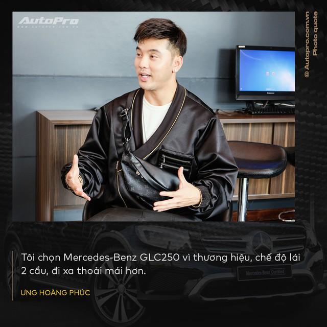 Ca sĩ Ưng Hoàng Phúc mua Mercedes-Benz GLC 250 4Matic và tiết lộ lý do đầy bất ngờ - Ảnh 1.