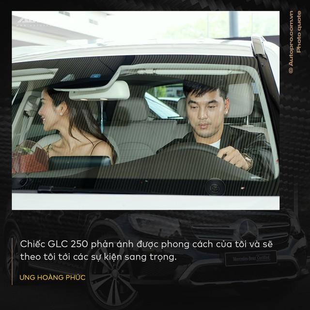 Ca sĩ Ưng Hoàng Phúc mua Mercedes-Benz GLC 250 4Matic và tiết lộ lý do đầy bất ngờ - Ảnh 3.