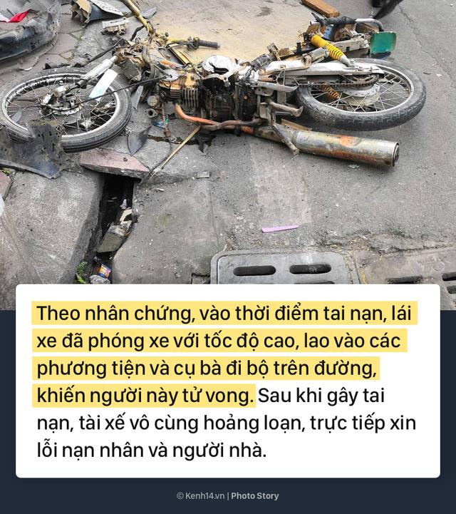 Ám ảnh những vụ tai nạn kinh hoàng do xe điên gây ra, để lại hậu quả đau lòng từ đầu năm 2019 đến nay - Ảnh 2.