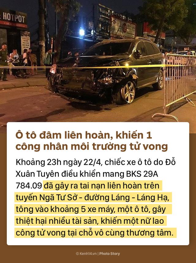 Ám ảnh những vụ tai nạn kinh hoàng do xe điên gây ra, để lại hậu quả đau lòng từ đầu năm 2019 đến nay - Ảnh 5.