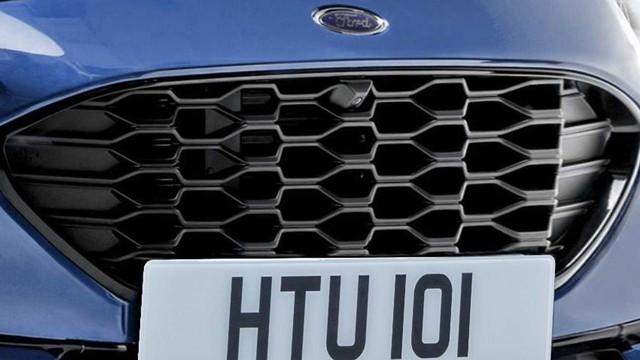 SUV dựa trên Ford Fiesta, nhỏ hơn EcoSport lộ diện - Ảnh 4.