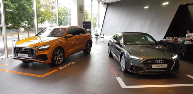 Audi A7 Sportback thế hệ mới giá gần 4 tỷ đồng, chiếc đầu tiên Việt Nam đã ra biển - Ảnh 2.