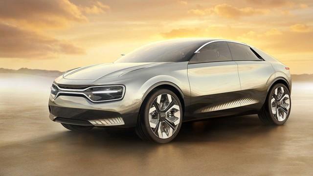 Kia bật đèn xanh cho Imagine Concept - SUV lai coupe đầu tiên tiệm cận hạng sang - Ảnh 1.