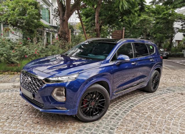 Người dùng so sánh Hyundai Santa Fe và Ford Everest máy dầu sau hơn 10.000 km sử dụng - Ảnh 5.