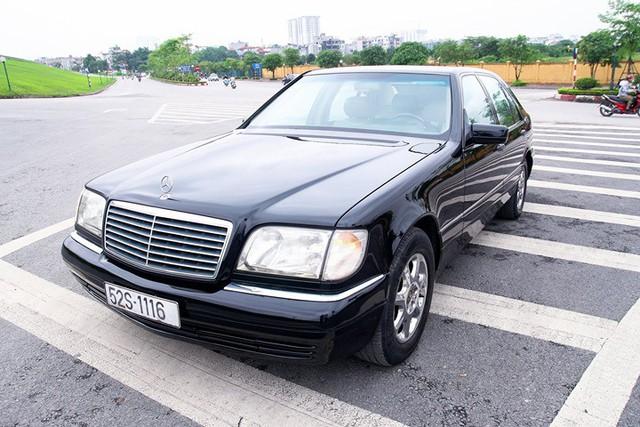 Có hơn 200 triệu và muốn mua Mercedes-Benz S-Class, đây có thể là chiếc xe dành cho bạn? - Ảnh 1.