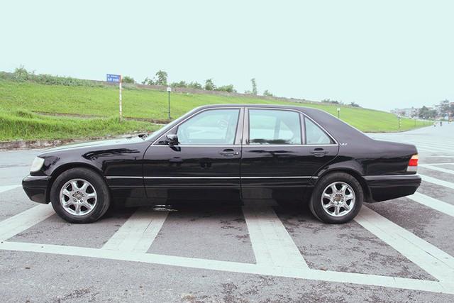 Có hơn 200 triệu và muốn mua Mercedes-Benz S-Class, đây có thể là chiếc xe dành cho bạn? - Ảnh 2.