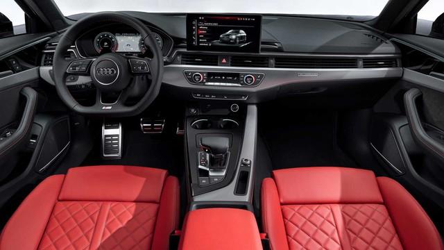 Audi A4 ra mắt phiên bản mới, đối đầu Mercedes C-Class đang làm mưa làm gió - Ảnh 3.