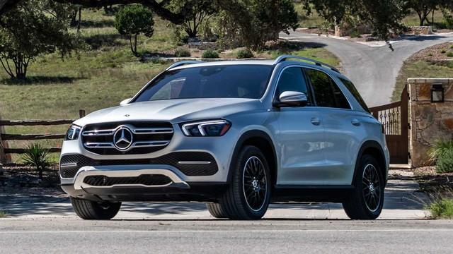 Dàn SUV mới của Mercedes-Benz rục rịch về Việt Nam - Đòn đáp trả bộ 3 BMW X vừa ra mắt - Ảnh 4.
