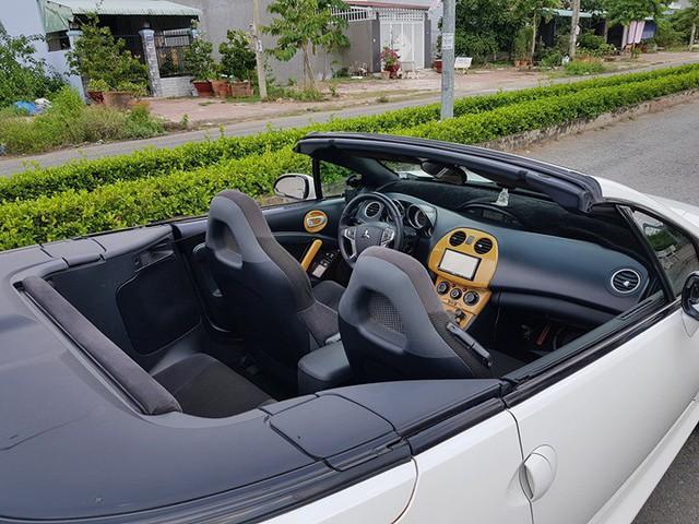 Ngang giá Xpander, chiếc mui trần này của Mitsubishi đang gây xôn xao sàn xe cũ trong nước - Ảnh 3.