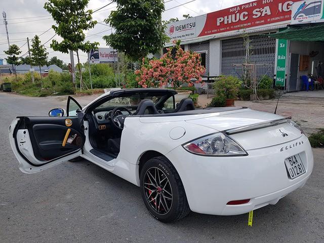 Ngang giá Xpander, chiếc mui trần này của Mitsubishi đang gây xôn xao sàn xe cũ trong nước - Ảnh 2.