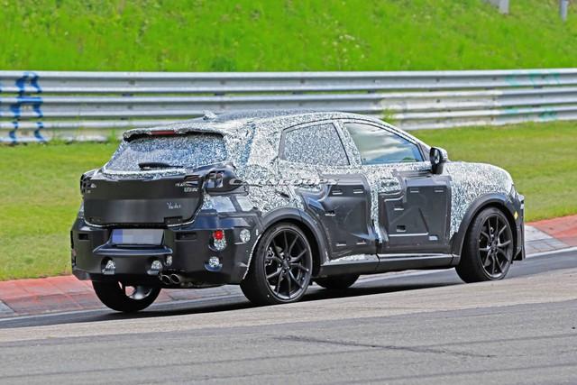 Ford Puma chính thức chạy thử - SUV đàn em của EcoSport - Ảnh 3.
