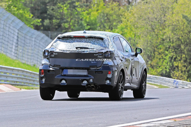 Ford Puma chính thức chạy thử - SUV đàn em của EcoSport - Ảnh 2.
